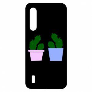 Etui na Xiaomi Mi9 Lite Dwa duże kaktusy