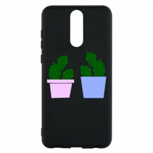 Phone case for Huawei Mate 10 Lite Two large cacti