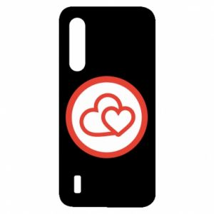 Xiaomi Mi9 Lite Case Two hearts