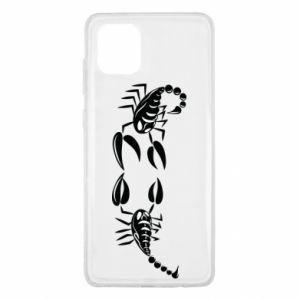 Etui na Samsung Note 10 Lite Dwa skorpiony