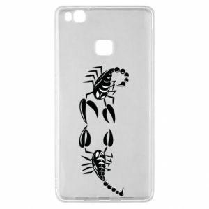Etui na Huawei P9 Lite Dwa skorpiony
