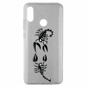 Etui na Huawei Honor 10 Lite Dwa skorpiony
