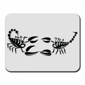 Podkładka pod mysz Dwa skorpiony - PrintSalon