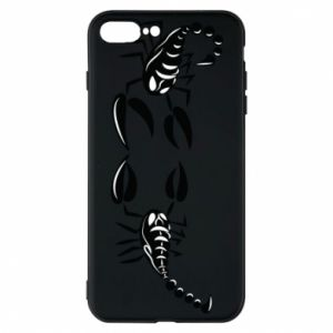 Etui do iPhone 7 Plus Dwa skorpiony