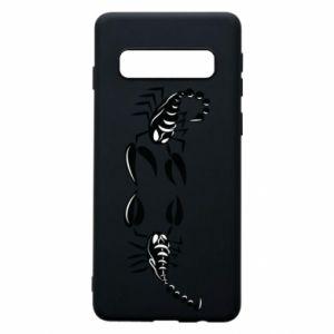 Etui na Samsung S10 Dwa skorpiony
