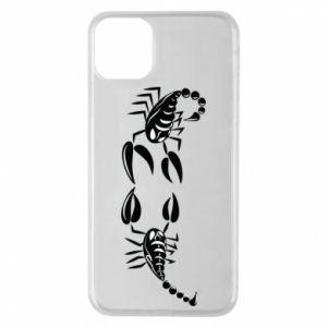 Etui na iPhone 11 Pro Max Dwa skorpiony