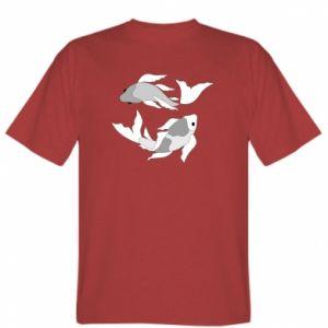 Koszulka Dwie duże ryby