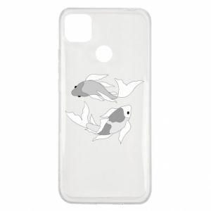 Xiaomi Redmi 9c Case Two big fish