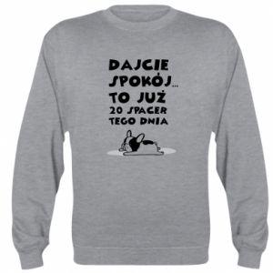 Sweatshirt 20TH WALK