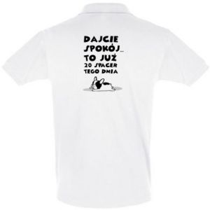 Men's Polo shirt 20TH WALK