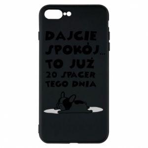 iPhone 7 Plus case 20TH WALK