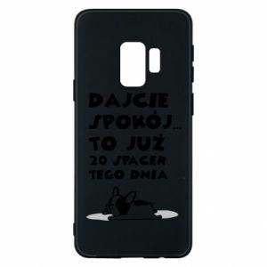 Samsung S9 Case 20TH WALK
