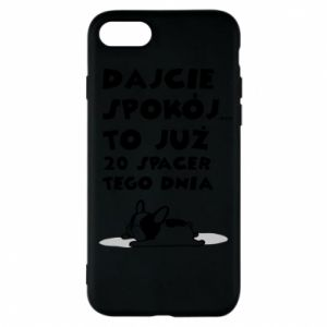 Phone case for iPhone 8 20TH WALK