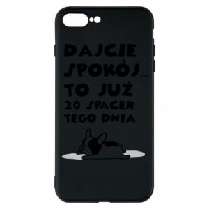 Phone case for iPhone 8 Plus 20TH WALK