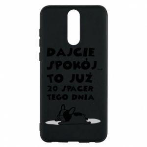 Phone case for Huawei Mate 10 Lite 20TH WALK