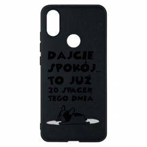 Phone case for Xiaomi Mi A2 20TH WALK