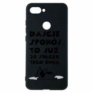 Phone case for Xiaomi Mi8 Lite 20TH WALK