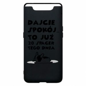 Phone case for Samsung A80 20TH WALK