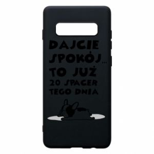 Phone case for Samsung S10+ 20TH WALK