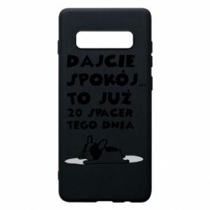 Samsung S10+ Case 20TH WALK