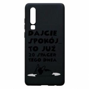Huawei P30 Case 20TH WALK
