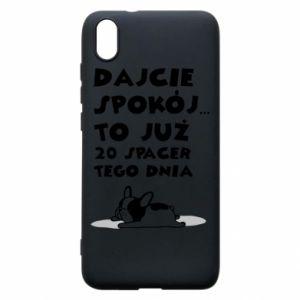 Phone case for Xiaomi Redmi 7A 20TH WALK