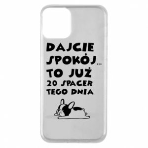 Phone case for iPhone 11 20TH WALK