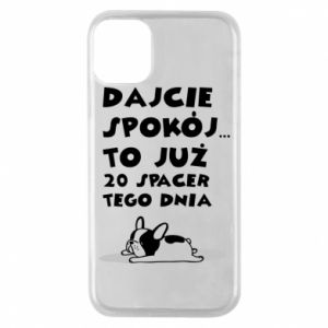 Phone case for iPhone 11 Pro 20TH WALK
