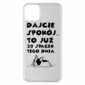 Phone case for iPhone 11 Pro Max 20TH WALK