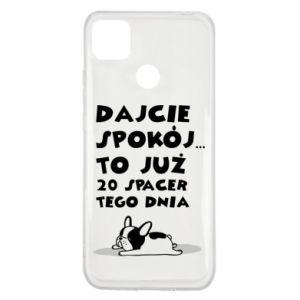Xiaomi Redmi 9c Case 20TH WALK