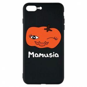 Etui na iPhone 8 Plus Dynia. Mamusia - PrintSalon