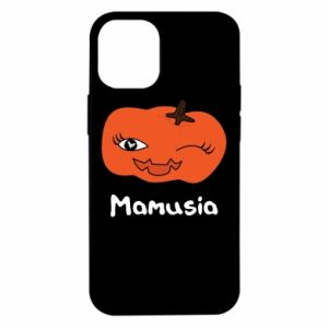 Etui na iPhone 12 Mini Dynia. Mamusia