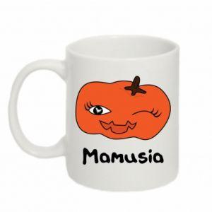 Mug 330ml Pumpkin. Mommy