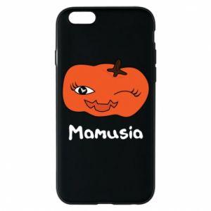 Etui na iPhone 6/6S Dynia. Mamusia - PrintSalon