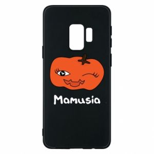 Etui na Samsung S9 Dynia. Mamusia - PrintSalon