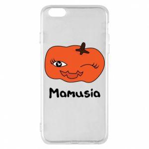Etui na iPhone 6 Plus/6S Plus Dynia. Mamusia - PrintSalon