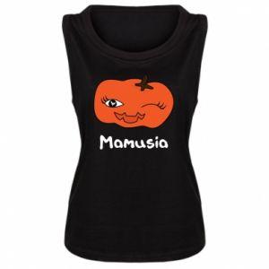 Damska koszulka Dynia. Mamusia - PrintSalon