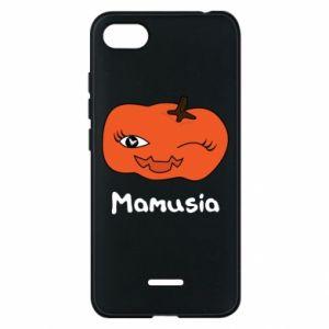 Etui na Xiaomi Redmi 6A Dynia. Mamusia - PrintSalon