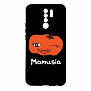 Etui na Xiaomi Redmi 9 Dynia. Mamusia