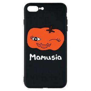 Etui na iPhone 7 Plus Dynia. Mamusia - PrintSalon