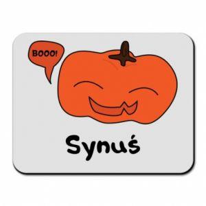 Mouse pad Pumpkin. Son