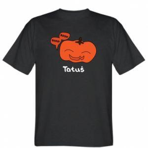 T-shirt Pumpkin. Daddy