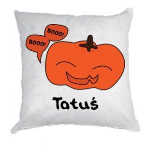 Pillow Pumpkin. Daddy