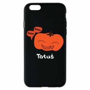 Phone case for iPhone 6/6S Pumpkin. Daddy