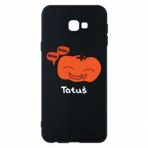 Phone case for Samsung J4 Plus 2018 Pumpkin. Daddy