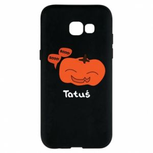 Phone case for Samsung A5 2017 Pumpkin. Daddy