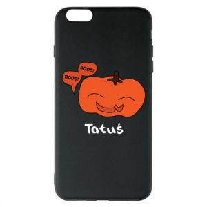 Phone case for iPhone 6 Plus/6S Plus Pumpkin. Daddy