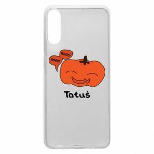 Phone case for Samsung A70 Pumpkin. Daddy