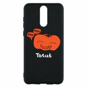 Phone case for Huawei Mate 10 Lite Pumpkin. Daddy
