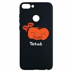 Phone case for Huawei P Smart Pumpkin. Daddy
